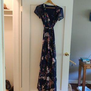 Impeccable Yumi Kim wrap dress